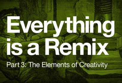 Everything is a Remix by Kirby Ferguson